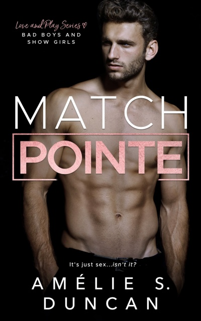 Romance Book Cover Review : Cover reveal for match pointe by amélie s duncan